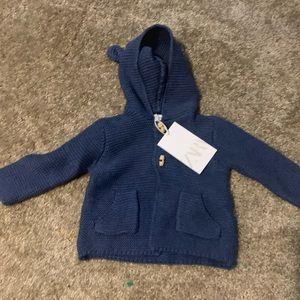Zara baby knitted sweater